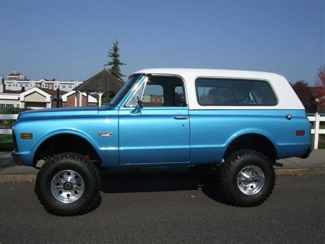 1972 Gmc Jimmy Custom 4x4 116198