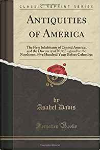 the blood in america classic reprint books antiquities of america the inhabitants of central