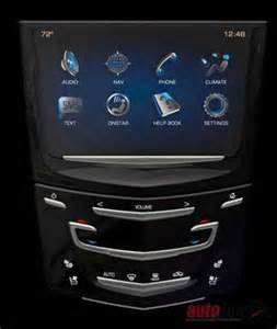 Cadillac Cue Apps Cadillac Cue Gm S Luxury Brand Ups The Infotainment