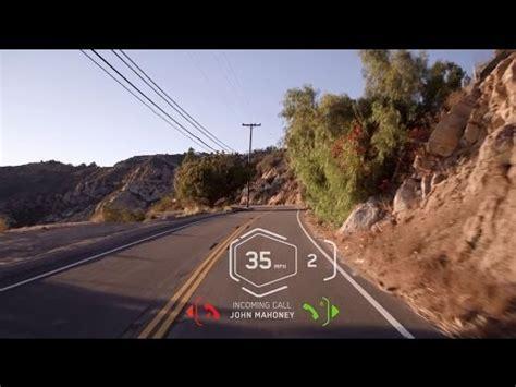 Bmw Motorrad France Youtube by Bmw Motorrad Pr 233 Sente Un Prototype De Casque Avec