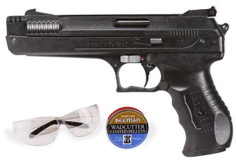 beeman p17 review beeman p17 pistol kit air guns pyramydair