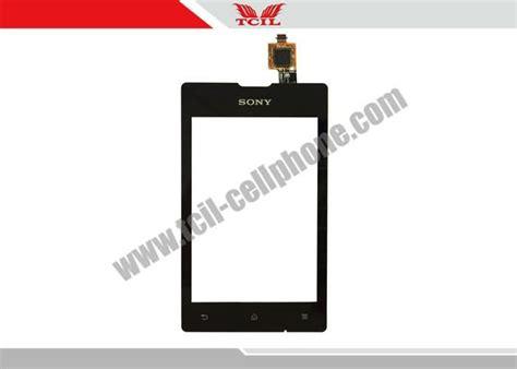 Touch Screen Sony Xperia E C1505 tel 233 fono celular negro touch digitalizador de pantalla para sony xperia c1504 c1505