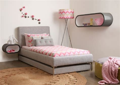 kids upholstered headboard kids upholstered bed lilly lolly
