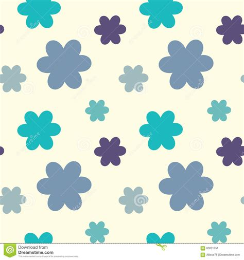 cute background pattern vector cute simple flowers seamless pattern background texture