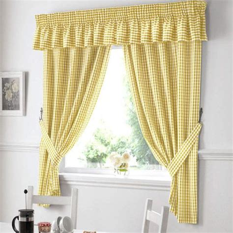 affordable kitchen curtains best 25 yellow kitchen curtains ideas on