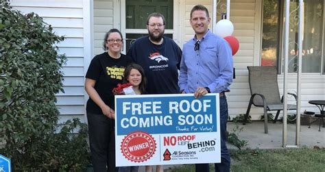Free Roof Giveaway - free roof giveaway wichita ks all seasons construction inc