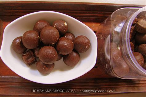 Handmade Chocolates Recipes - how to make chocolate chocolate recipe from