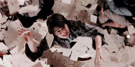 Hogwarts Acceptance Letter Gif Hogwarts Letter On