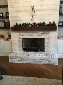redoing fireplace ideas fireplace redo berry design llc shiplap