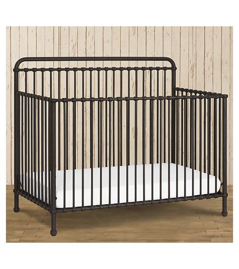 franklin ben winston 4 in 1 convertible crib vintage iron
