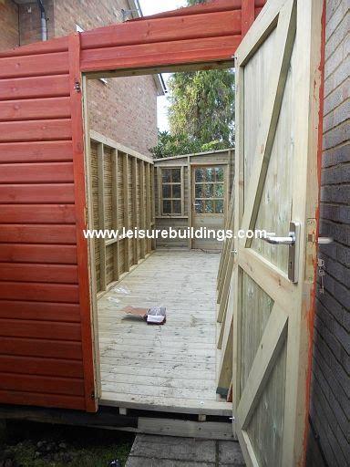 lean  side passage storage shed diy storage shed plans