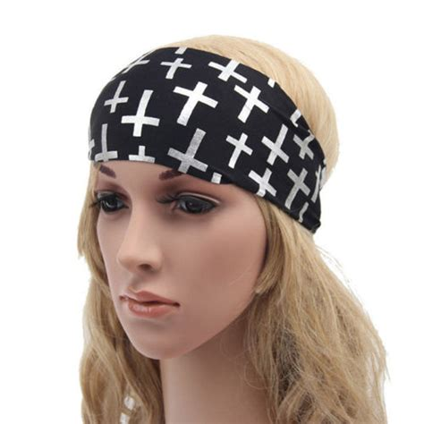 loc a loc headband style video head band styler 16 styles women wide bandana headband