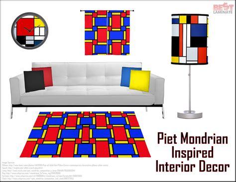Art & Home: Piet Mondrian