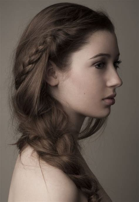 cute hairstyles plaits 30 side braid hairstyles popular haircuts