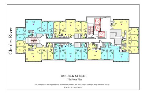 boston college floor plans boston college floor plans bu housing floor plans