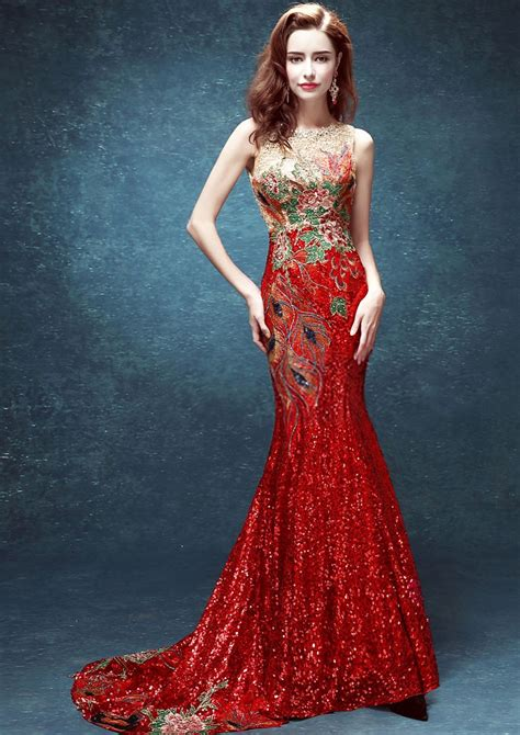 Evening Dress Wedding by Wedding Dress Evening Gown Of