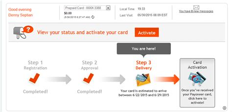 membuat kartu kredit payoneer cara membuat kartu kredit dengan payoneer tanpa ktp 2016