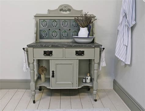 Bedside Table Design victorian pine painted wash stand by distressed but not