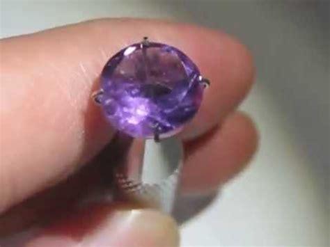 Batu Bongkahan Kecubung 1 batu kecubung brazil ungu 2 75 carat cut