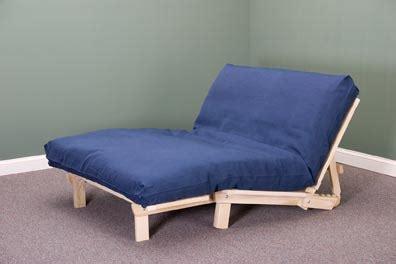 futon tri fold trifold lounger futon frame