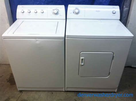 Shelf Washer Dryer by Large Images For Top Shelf Whirlpool Washer Dryer Set 595