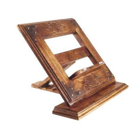 leggio in legno da tavolo leggio da tavolo in legno tovaglioli di carta