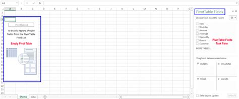 what s a pivot table what is a pivot table in excel a pivot table manually