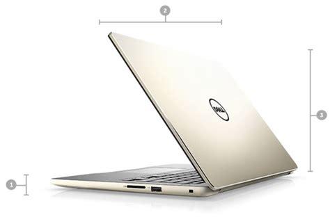 Dell Inspiron 14 7460 Intel I7 7500u 8gb 1tb 128gb Ssd Win10 Jual Dell Inspiron 14 7460 Notebook Gray Intel I7