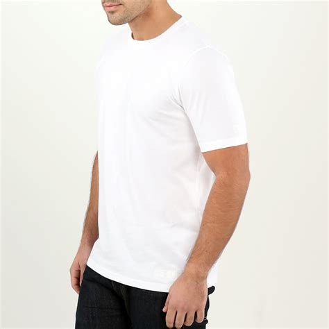 S S T Shirt mens white t shirts mens supima cotton t shirts by retro