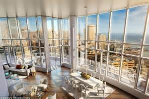 Trumps Manhattan Apartment by Five Bedroom San Francisco Penthouse Hits The Market At
