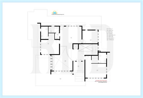 Flooring Plan beautiful contemporary luxury villa with floor plan