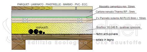 caldana pavimento insulation traditional screed