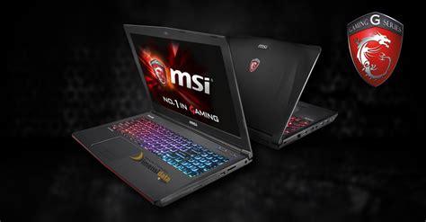 Harga Laptop Merk Msi daftar laptop gaming merk msi terbaik harga murah terbaru 2018