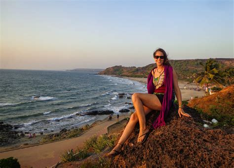 hot photos from goa beach living in goa anna on life in india
