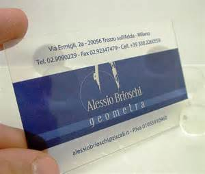 clear business card architect business cards biglietti da visita per