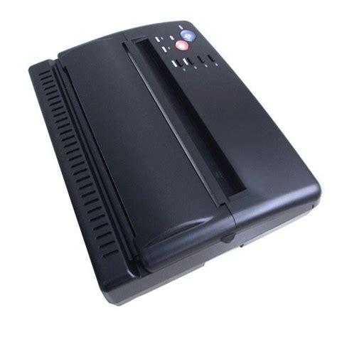 tattoo thermal printer uk tattoo thermal copier stencil maker for flash designs black