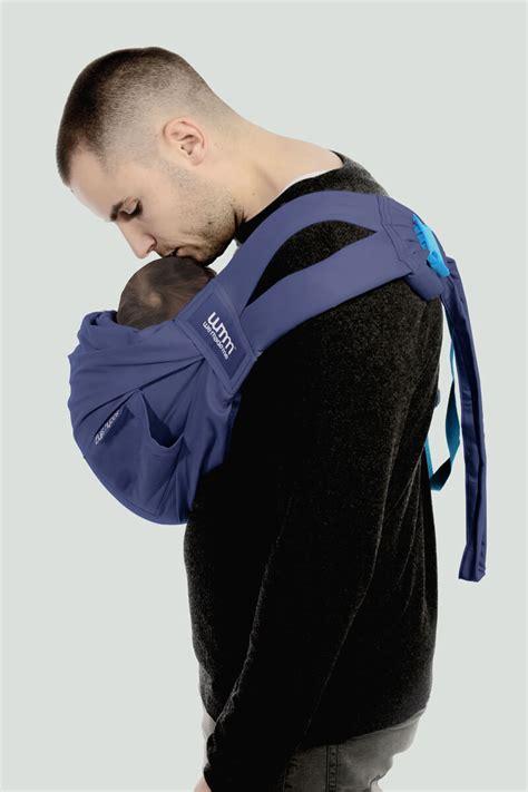 Soohu Sling Lite Turqouise 舒服5式親密揹巾 英國 wmm 全方位嬰兒揹巾系列