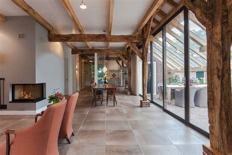 interieur beplanting in engels bureau siemer nieuwbouw woonboerderij architectenweb nl