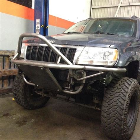 jeep bumper plans working on fitment and plans to put our popular wj