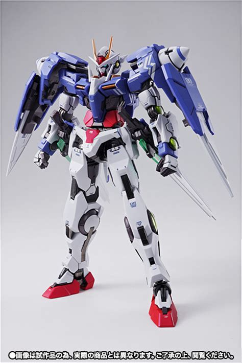 Metal Build Oo Raiser Bandai bandai mobile suit gundam 00 metal build o raiser figure renewal oo new ebay