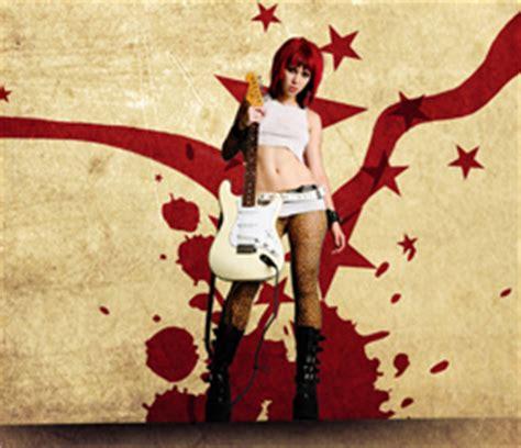girly guitar wallpaper girly punk wallpaper punk girl with guitar background