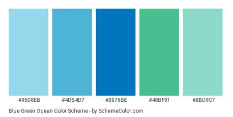 blue and green color schemes blue green color scheme 187 blue 187 schemecolor