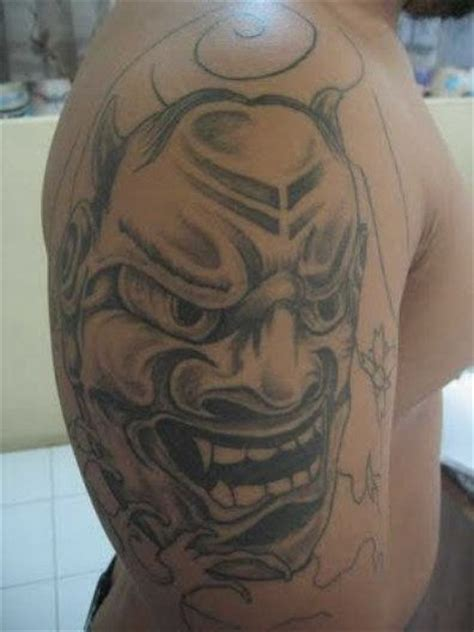 gallery for gt chinese dragon mask tattoo