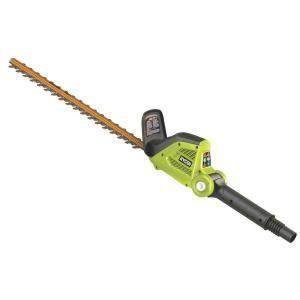 ryobi 40 volt and 24 volt cordless hedge trimmer