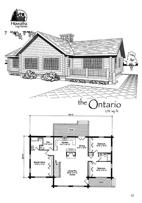 Ontario House Plans by Ontario Home Floor Plans House Design Plans