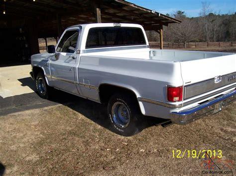 short bed truck cer original 1987 chevrolet silverado short bed truck like