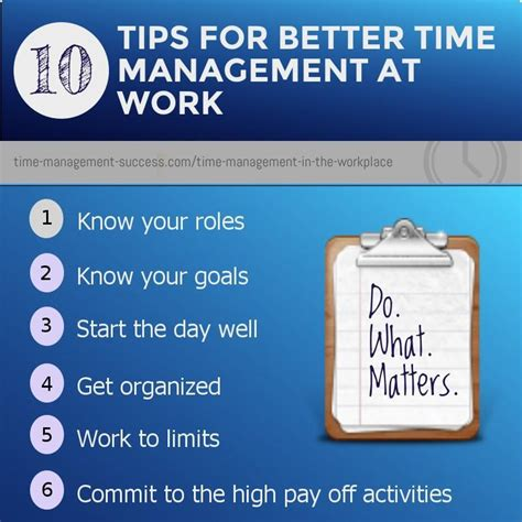 how to manage time better how to get organized 7 organizing tips that will work