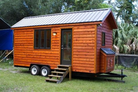 tiny house studio tiny house talk man builds 160 sq ft studio tiny