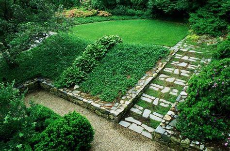 Small Sloped Garden Design Ideas Sloping Garden Design Ideas Corner