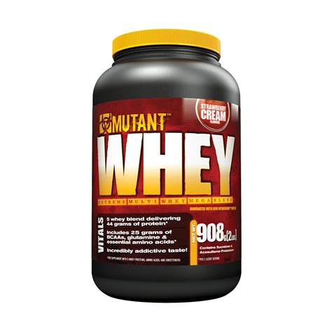 Mutant Protein Whey mutant whey mm sports